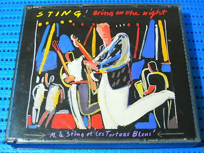 STING / Police / Bring On The Night / Japan Import / 2CD