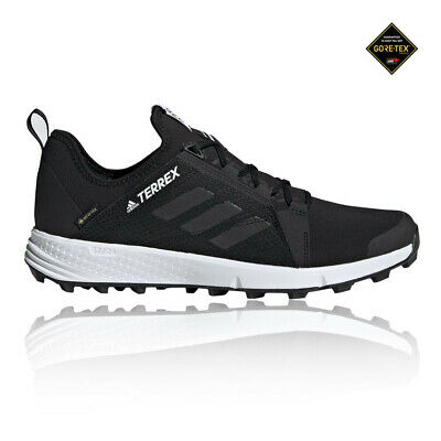 sports shoes 27c56 26b1b adidas Mens Terrex Agravic Speed GORE-TEX Trail Running Shoes Trainers  Sneakers