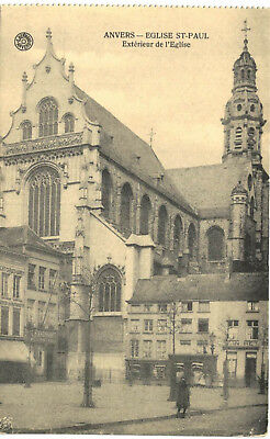 (A03)  Anvers Eglise St-Paul
