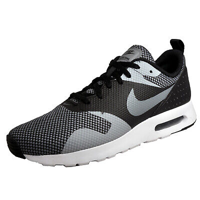 pretty nice e28b0 96729 Nike Air Max Tavas PRM Premium Mens Casual Retro Gym Trainers Black