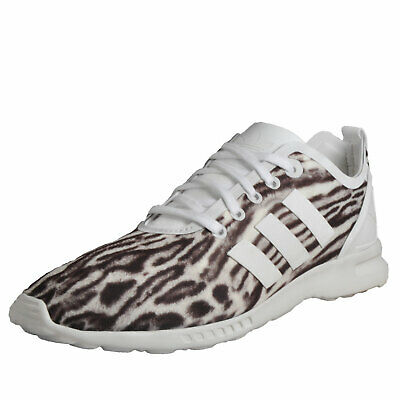 ee5ae8db1c5d2 Adidas Originals ZX Flux Adv Smooth Women s Running Fitness Gym Trainers