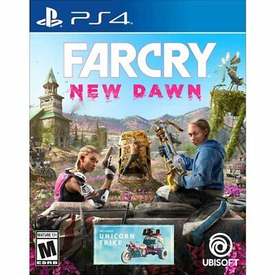 Far Cry New Dawn Ps4  Para --Descarga - For Download - Digital - Garantia