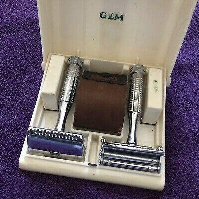 GEM Jewel Streamline Safety Razor RARE