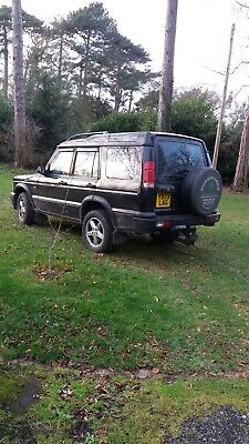 CARS  LANDROVER DISCOVERY TD5 Auto