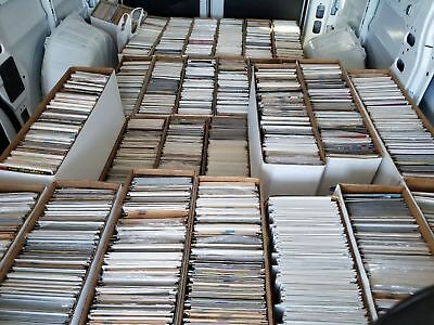 50 Comic Book HUGE lot - All DIFFERENT - All Marvel & DC Comics - FREE Shipping!