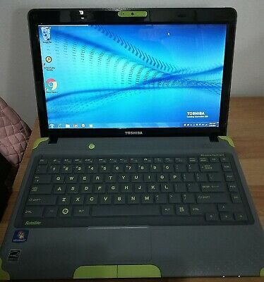 TOSHIBA SATELLITE L635-S3030 laptop Windows 7 ,Intel HD Graphic Ex