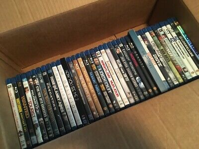 Great Condition BluRay Movie Discs- Many titles available! BUY 2 Get 1 FREE!
