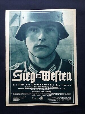 2.WK Filmwelt Foto Magazin 1941 Kino UFA Revue Portrait German cinema Berlin WW2