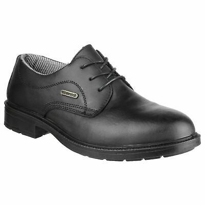 Amblers Safety FS62 Black Shoes- Safety Leather S3