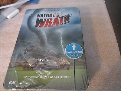NATURE'S WRATH~5 HD DVD's~Just under 5 Hours~ NEW/SEALED/NIP