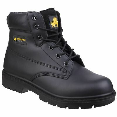 Amblers Safety FS159 Black Boots Safety Leather S3