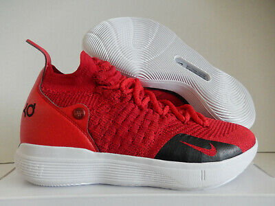 new arrival a607c eeef6 Nike Zoom Kd11 Kd 11 Id Red-Red-Black-White Sz 8