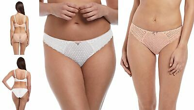 Freya Daisy Lace Briefs Knickers Panties 5135 Blush New Womens Various Sizes New