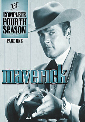 Warner Bros Digital Dist D466710D Mod-Maverick-Complete 4Th Season (Dvd/8 Dis...
