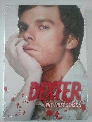 Dexter -The First Season DVD 4-Disc Set Sealed/New