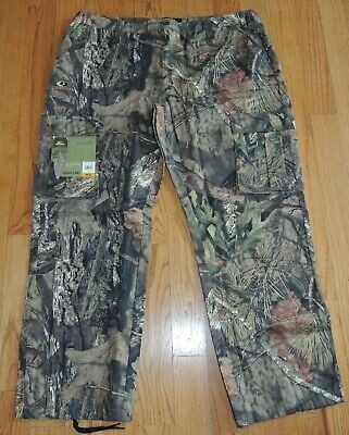 157f6bf8703c1d Nwt Mens Cargo Hunting Pants Mossy Oak Camouflage Mountain Country 2Xl 44 46
