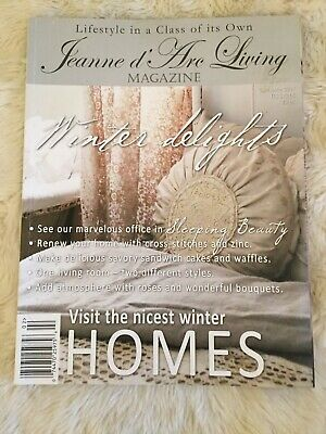Jeanne d'ac Living Magazine 2nd Issue English