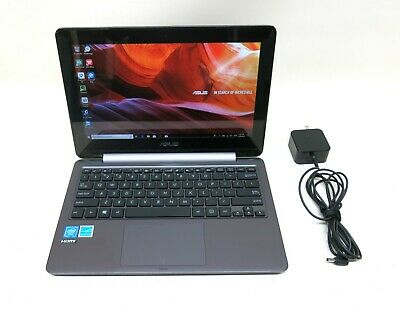 "ASUS TP201S Transformer Book 11.6"" 2-in-1 Touchscreen Laptop 1.60GHz 4GB 500GB"
