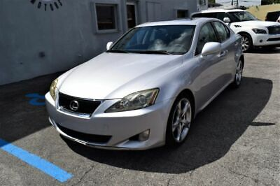 2007 IS 250 2007 Lexus IS 250 49,403 Miles Silver SEDAN 4-DR 2.5L V6 24V DOHC 6-Speed Automa