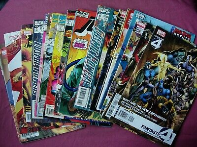 Marvel Comics Mixed Bag X20 issue job lot 1980s-2000s FN/VFN Free Postage