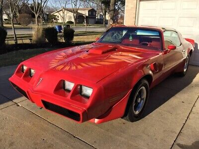 1979 Trans Am -T-Tops-AC-Dual Exhaust-Bucket seats-Ralley Wheels 1979 Pontiac Trans Am, Red with 56,000 Miles available now!