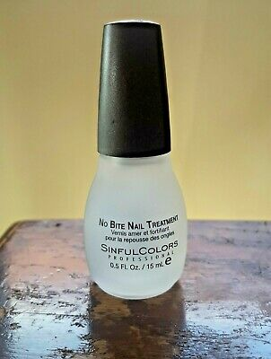 NO BITE STOP NAIL CUTICLE BITING Polish Bitter Best for CHILDREN and ...