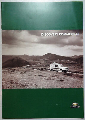 V06748 Land Rover Discovery Commercial