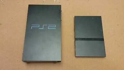Lot Of 2 Parts Or Repair Sony PlayStation 2 Console Systems Slim And Regular PS2