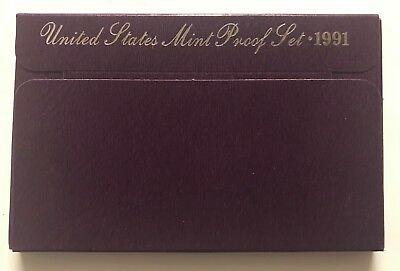 1991-S  **** United States Proof Set ****  L@@k At Pictures!!!!!   #2824
