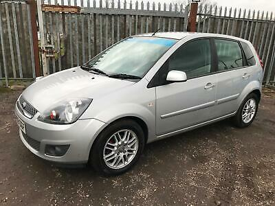2008 (08) Ford Fiesta 1.4TDCi Zetec Climate 5dr (Part Exchange To Clear)