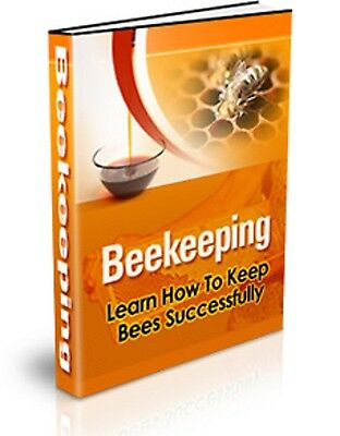 """"""" Beekeeping """" - Fast Ship - Learn How To Keep Bees Successfully"""