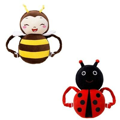 Baby Toddler Head Pillow Child Protection Baby Head Protection Pad Cute Bee Y7S2