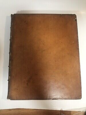 Leather;HISTORY OF KING JAMES THE SECOND!England(FIRST EDITION 1808!)Charles Fox