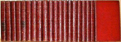 LEATHER Set;HOMER ILIAD & ODYSSEY! • PRINTED 1796! Ancient Greece Alexander Pope