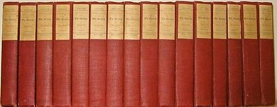 THE QUEENS OF ENGLAND! History Fine Binding set not leather ART Plates library