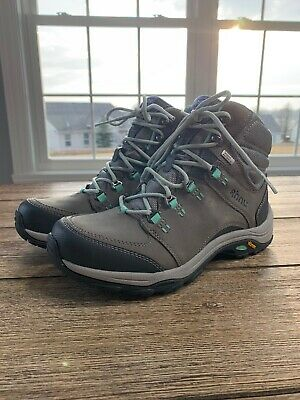 c5ae05822 Ahnu By Teva Montara Iii Boot Event Wild Dove Womens Hiking Boots Size 6M