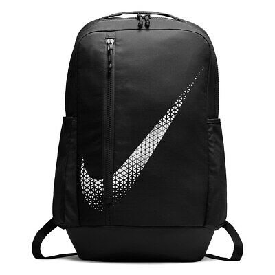 a7849c81c0 Nike Vapor Power 2.0 Black Wolf Grey Graphic Training Backpack (BA5782-010)