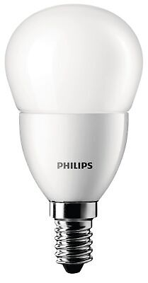 Ampoule LED sphérique E14 Philips - 470 Lumens - 5,5 W