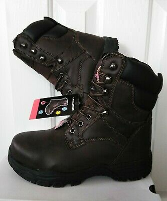 a4020a34aca BRAHMA CHALLENGER STEEL Toe Insulated Work Boots size 13 NEW in Box ...