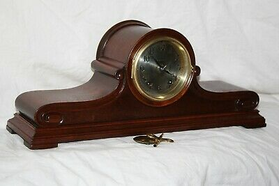 ANTIQUE SETH THOMAS SHELF MANTLE CLOCK-Totally!!-Restored-  TAMBOUR No.8