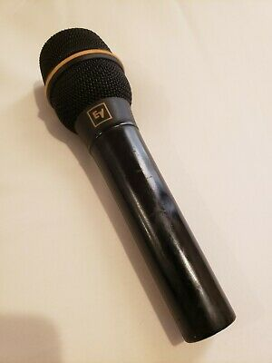 Electro Voice N D 257b Vintage Professional Dynamic Cardioid Microphone