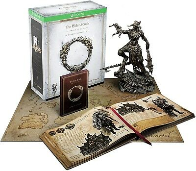 The Elder Scrolls Online Tamriel Unlimited Imperial Collectors Edition XBOX One