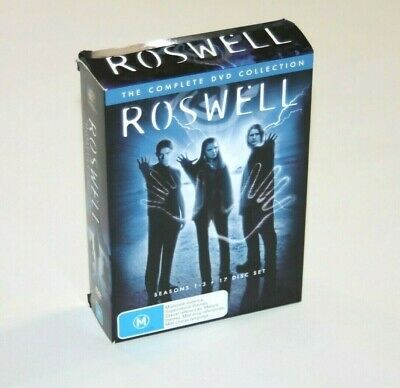 Roswell The Complete Collection Series DVD Seasons 1-3 Boxed Set