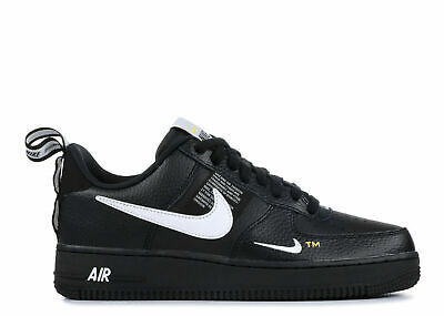 hot sell  Air Force 1 07 LV8 Utility  Black Men Woman Shoes Sneakers