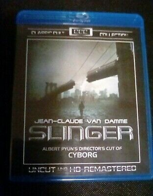 Slinger (Jean-Claude Van Damme Albert Pyun's Director's Cut of Cyborg Blu-ray)