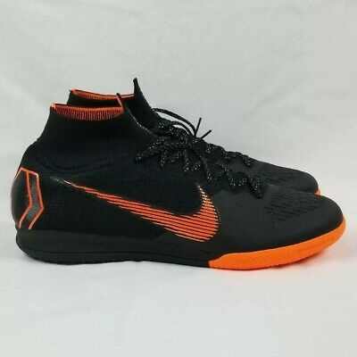 promo code 880b4 fac5f Nike Mercurial SuperflyX VI Elite IC Soccer Shoes Men s Sz 10.5 Black  AH7373-081