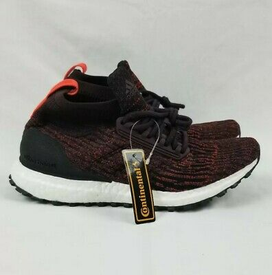 37602c75079 Adidas Ultra Boost All Terrain Kids Running Shoes Youth Sz 6 Red Black  CG3800