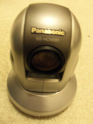Panasonic Bb-Hcm381A Ip Network Security Surveillance Ptz Camera