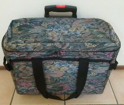 Sewing Machine Wheelie Trolley Bag,