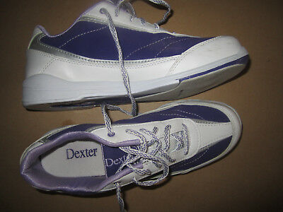 Bowling Ball Shoes Ladies Dexter Usa Size 8.5